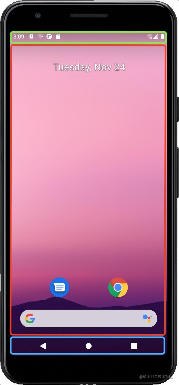 Android直屏手机